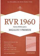 RVR 1960 Biblia para Regalos y Premios, Rosado Símil Piel (2016, Imitation...