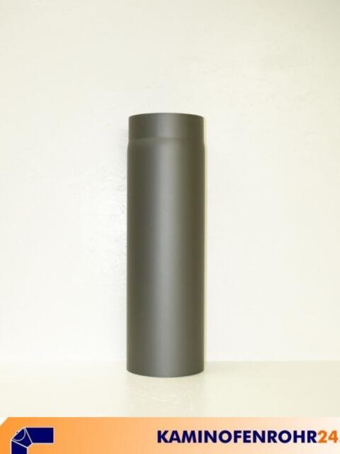 Senotherm ø 150 x 1000 mm Ofenrohr Rauchrohr