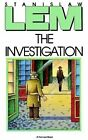 The Investigation by Stanislaw Lem 9780156451581 Paperback 1986