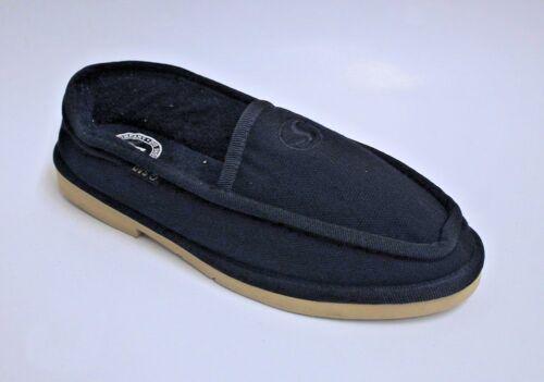 DVS Men/'s Francisco Slipper Shoes Black US XL NOB NWD