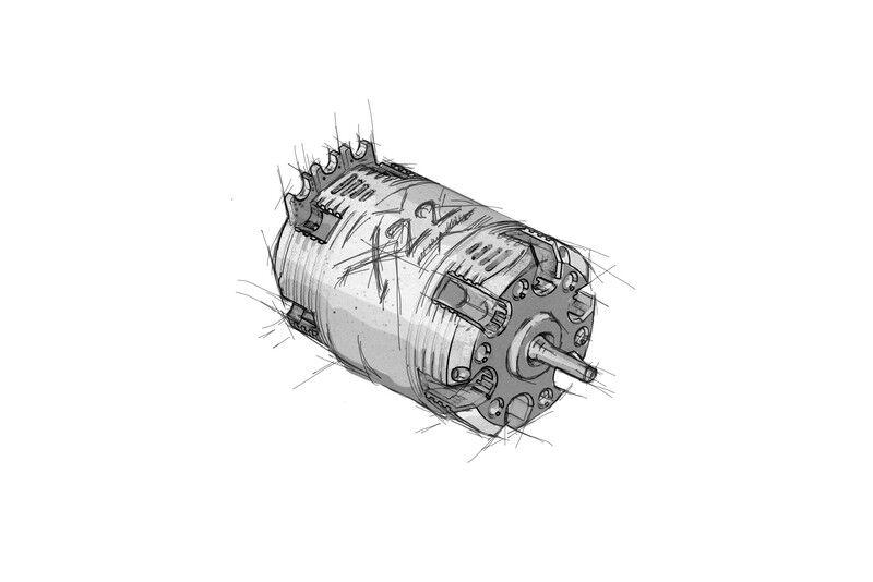 LRP x22 Modified 9.0 T T T Brushless 1/10 RC-CAR moteur 520011 concurrence moteur 5e32c8