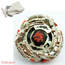 BB121B L-DRAGO GUARDIAN Masters BEYBLADE Fusion Metal+DRAGO STYLE SPIN LAUNCHER