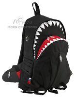 Shark Backpack Xl Morn Creations Bag Thunderbolt Black Week