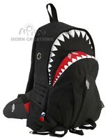 Shark Backpack Xl Morn Creations Bag Thunderbolt Black Week