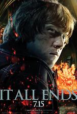 "Harry Potter Movie Art Silk Poster 36x24/""  P020"