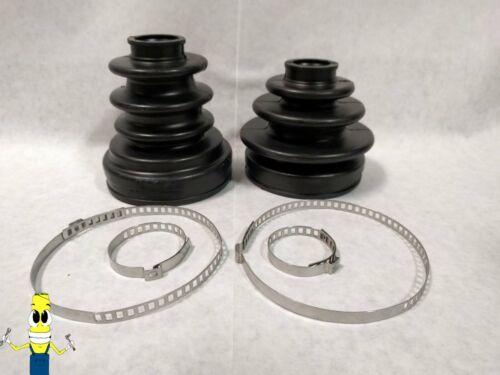 EMPI Inner /& Outer CV Axle Boot Kit for Toyota 4Runner 1986-1995 w// 4x4 Set of 2