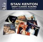 Stan Kenton 8 Classic Albums 4cd