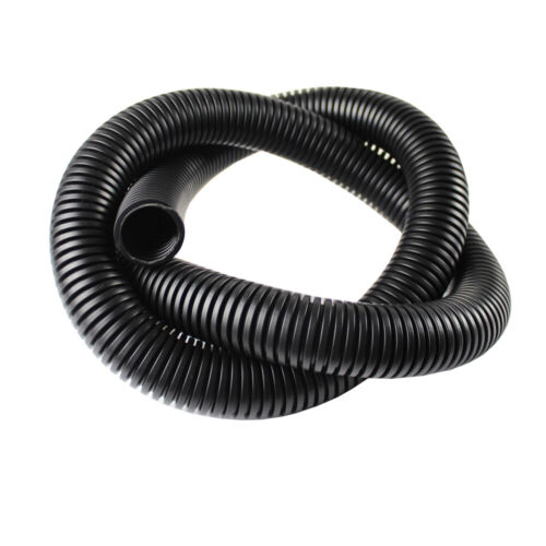 Split Wire Loom Tubing Convoluted Conduit Sleeve Cable Organize Chewing Proof