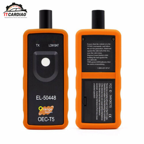 EL-50448 TPMS Activation Tool OEC-T5  for Universal Buick Tire Pressure Resetter