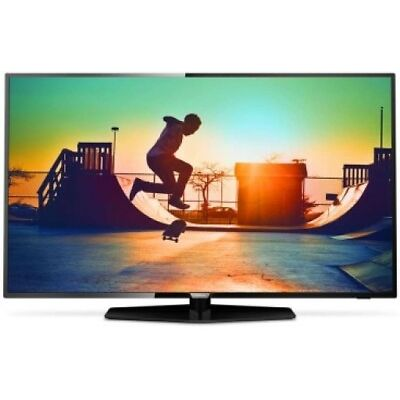 "Philips TV 43"" LED 4K Ultra HD SmartTV 43PUS6162 700Hz Quad Core"