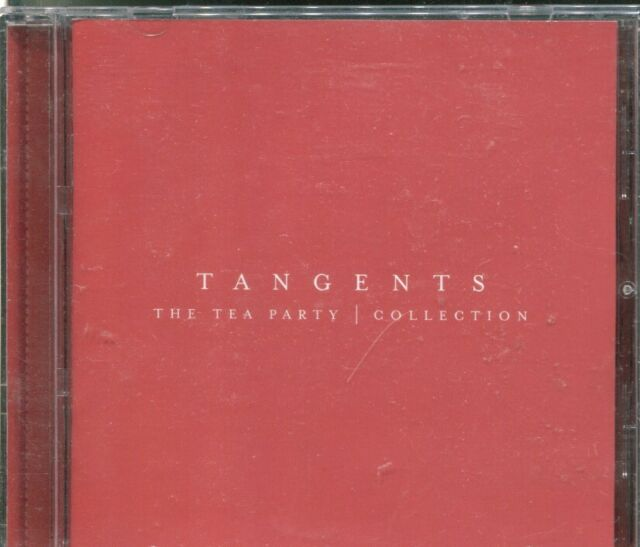 THE TEA PARTY - TANGENTS - COLLECTION - CD