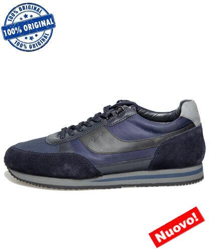 SCARPE scarpe da ginnastica HARMONT & BLAINE UOMO BLU