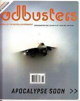 Adbusters Magazine Nov/Dec 2006 #68 The Creative Non-Fiction Issue