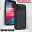 thumbnail 3 - 6800mAh Battery Charger Case For iPhone 11 12 Pro Max Power Bank Charging Cover