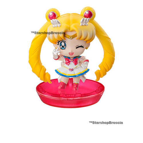 Petit Chara! SAILOR MOON Super Sailor Moon Ver B Megahouse