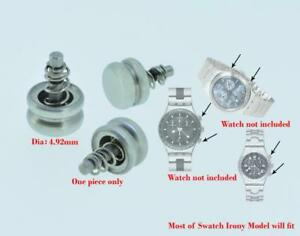 Chronograph-Push-Pusher-Button-Crown-Fit-Swatch-Irony-Chrono-Watch-Spare-Parts