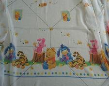 Nr. 2219 Voile Gardinen Stoff Vorhang Stoff Kinder zimmer Winni Pooh