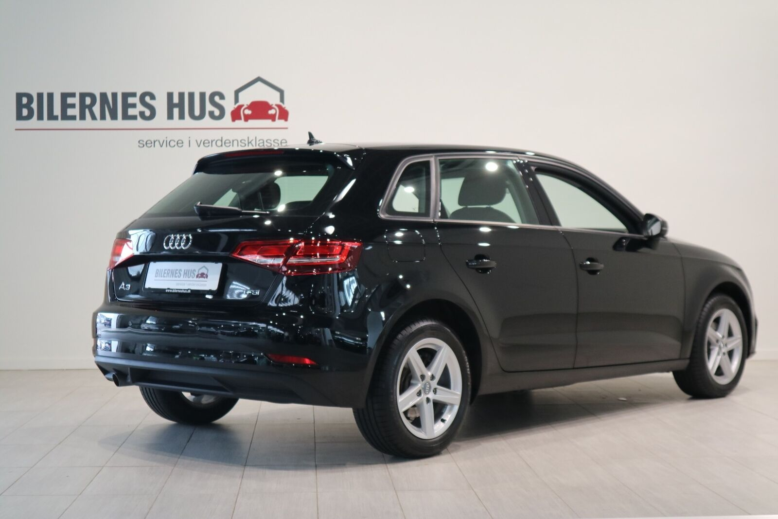 Audi A3 1,0 TFSi 116 Sportback - billede 1