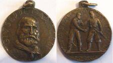 medaglia a ricordo del 50° della morte di garibaldi 1882-1932