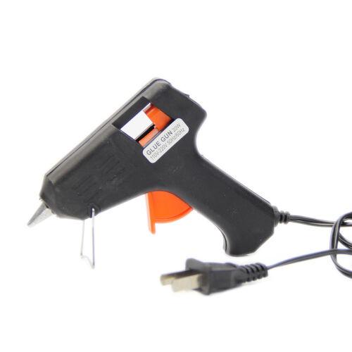 New 20W Electric Heating Hot Melt Glue Gun OR 7mm Glue Sticks Repair Tool Craft