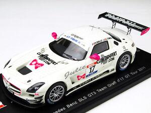 Spark-SF020-Mercedes-Benz-SLS-AMG-GT3-17-Tonelli-2011-GT-Tour-Graff-Resin-1-43