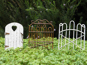Primitives by Kathy Miniature FAIRY GARDEN Accessories