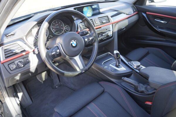 BMW 320d 2,0 Touring Sport Line aut. - billede 4