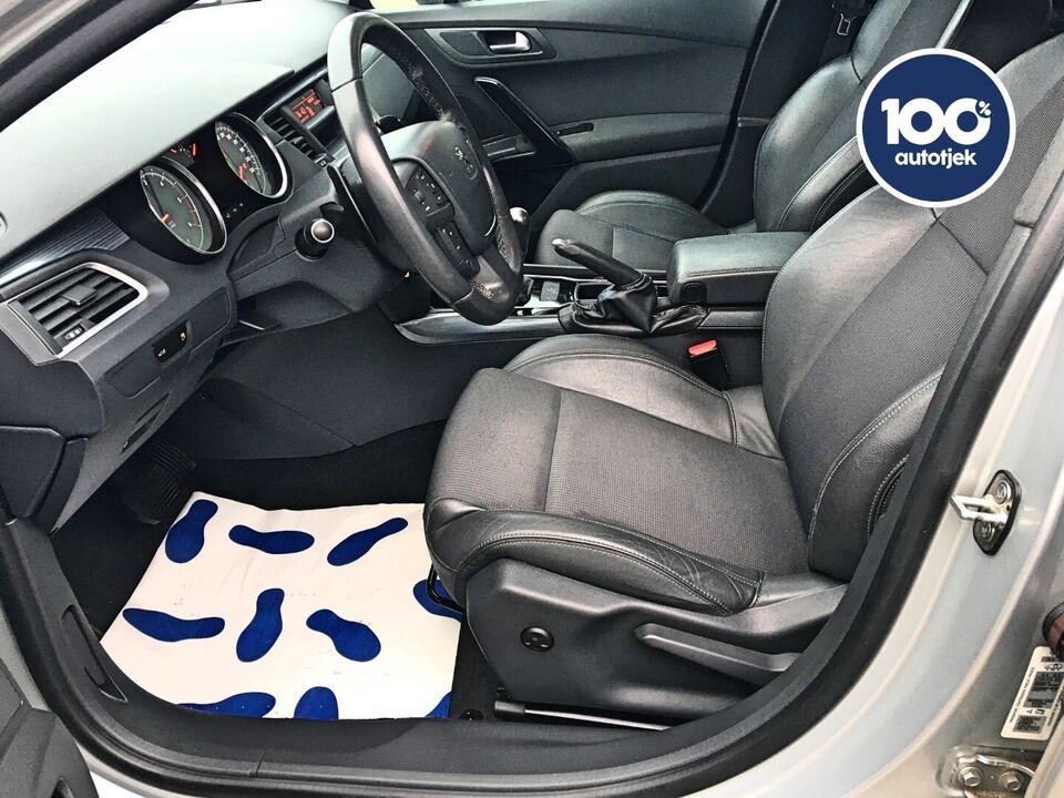 Peugeot 508 1,6 e-HDi 112 Active ESG Diesel aut.