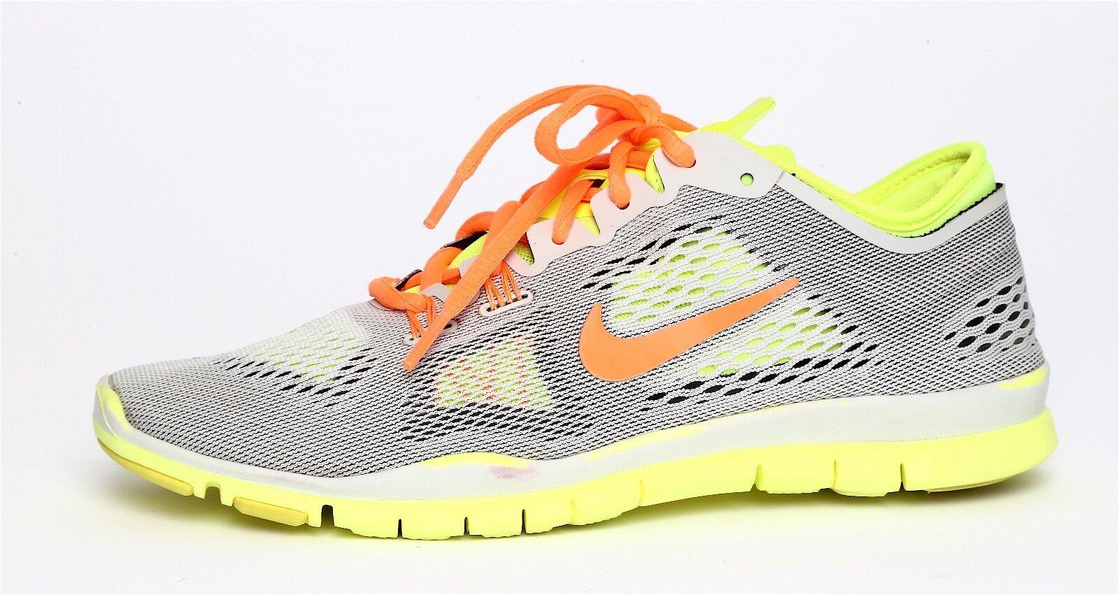 Nike Free 5.0 Women's Grey Lace Up Sneaker Sz 7.5 1024 Seasonal price cuts, discount benefits