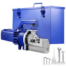 Vevor Electric Hydraulic Rebar Cutter 1 8 Heavy Duty Rc 258c 4 25mm