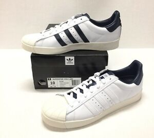 Image is loading ADIDAS-SUPERSTAR-VULC-ADV-SKATE-SHOE-B27392-WHITE-