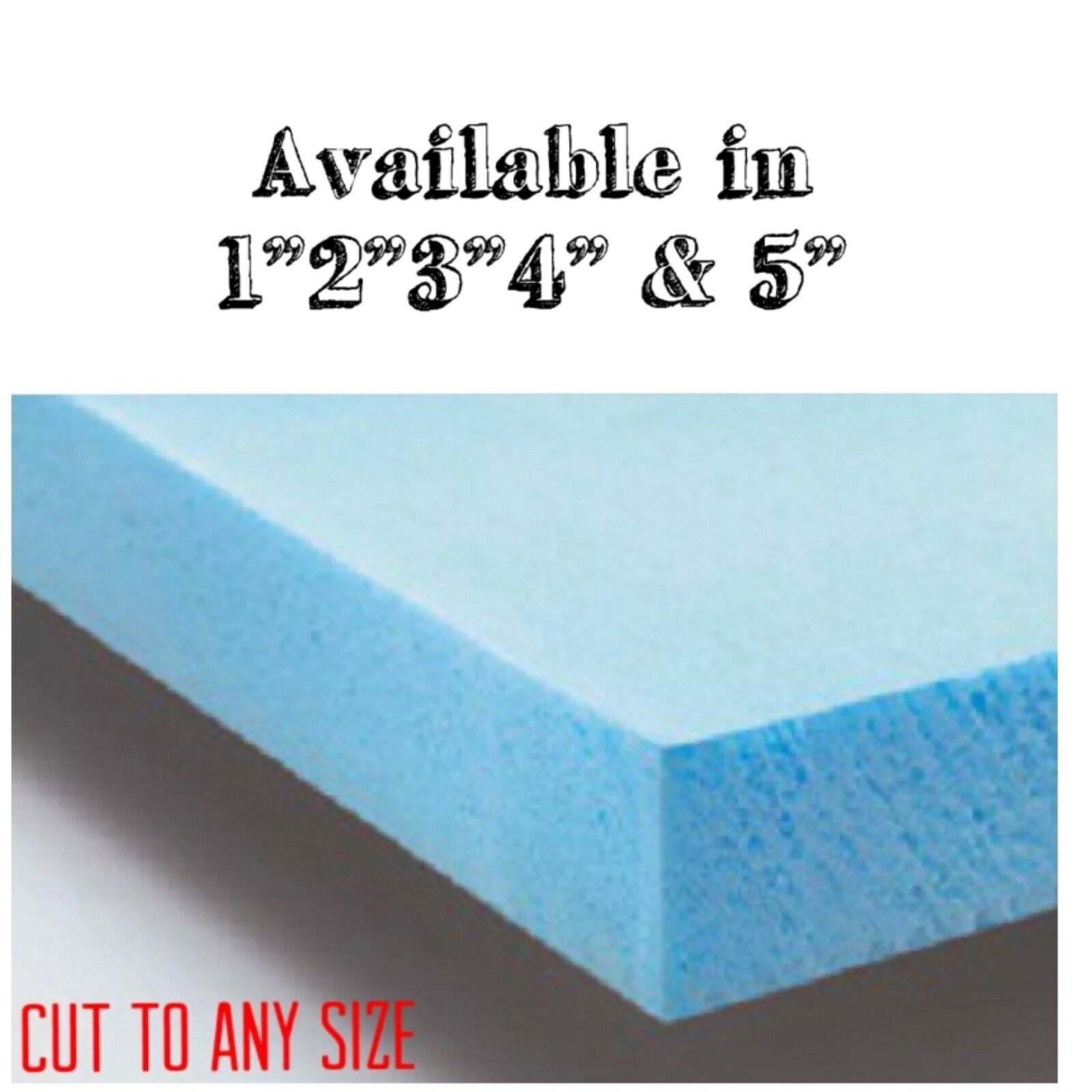 Reflex Foam Sheets Any High Density Upholstery Sheet Cut To Any Größe And Depths