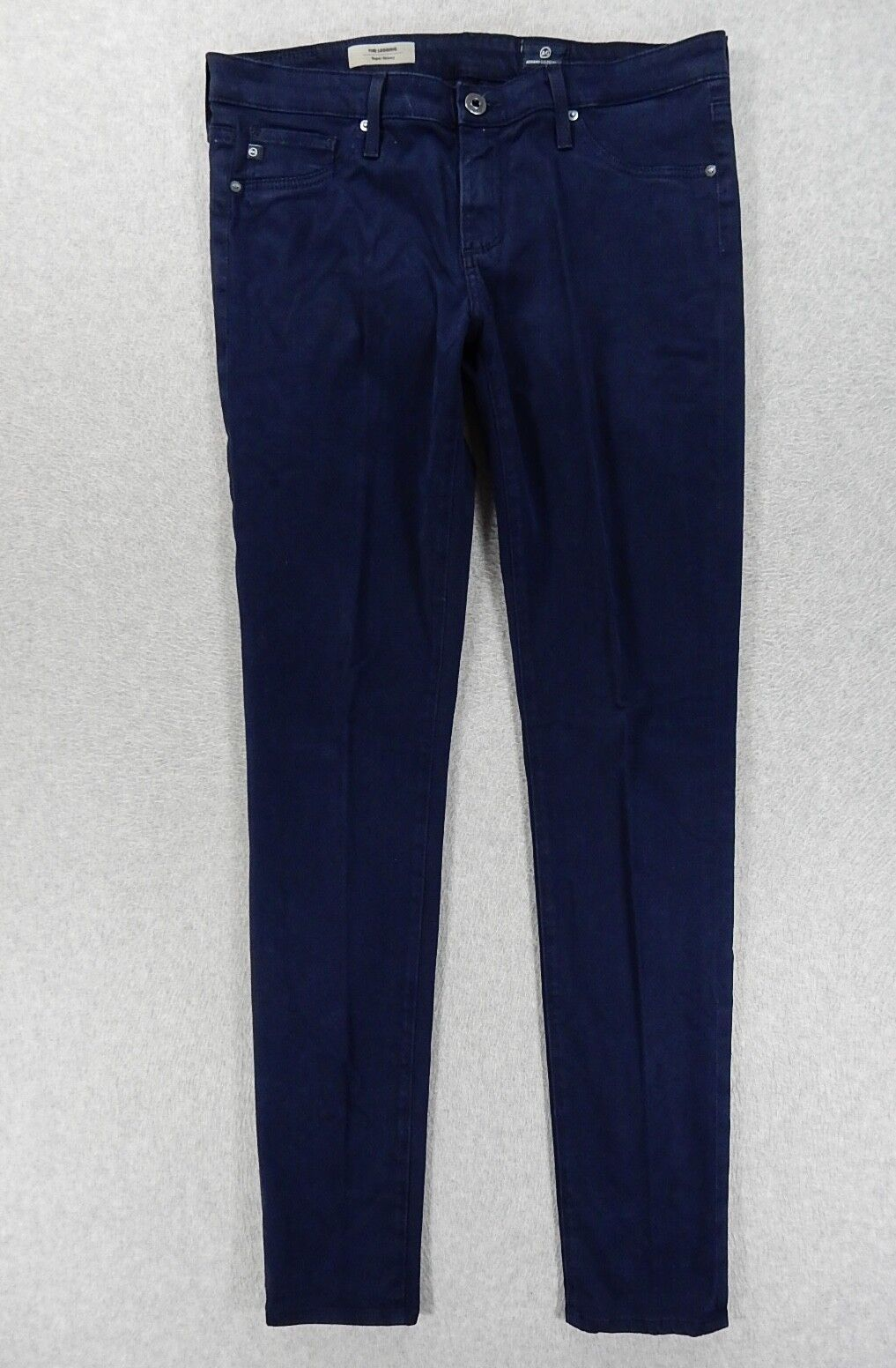 Adriano goldschmied THE LEGGING Super Skinny Jeans Pants (Womens 28R) bluee