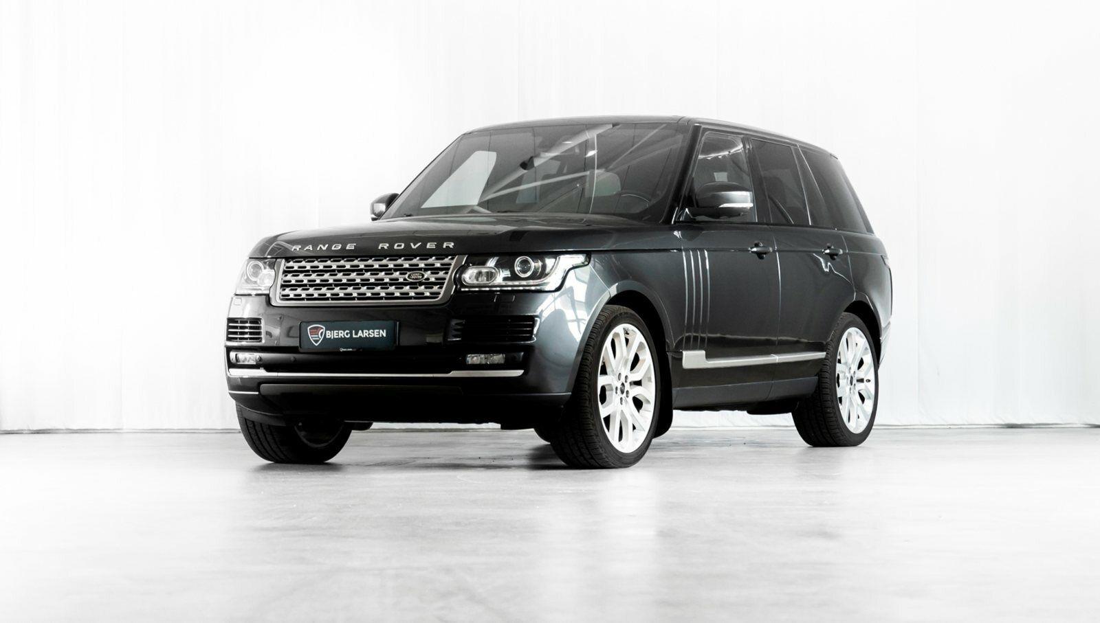Land Rover Range Rover 4,4 SDV8 Vogue aut. 5d - 5.196 kr.