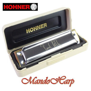 Hohner Harmonica - M523016 Paul Kelly Signature Marine Band Classic (C) - NEW
