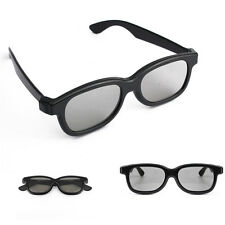 5 Pairs Passive 3D Glasses Family Set For Panasonic Sony Samsung LG 3D TVs