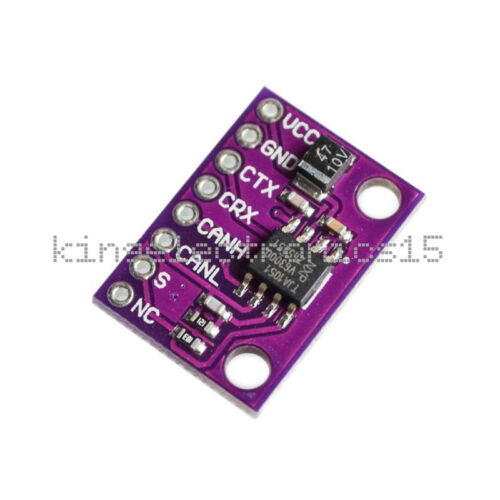 TJA1051 High-speed Low-Power CAN Transceiver For Arduino K9