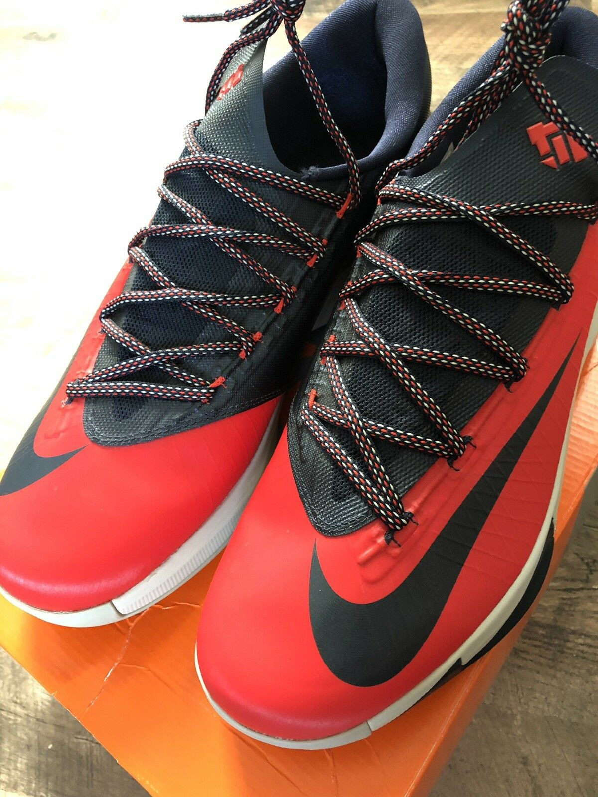 NIKE KD 6 DC New Size 13 Durant