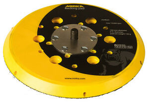 Mirka-Disque-abrasif-scratch-150-mm-Perforation-6-7-15-Abranet-ARTICLE-Numero