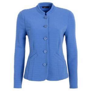 En Blazer Bleu Clair Stretch Light Frank Veste Walder Ladies pPBzq71