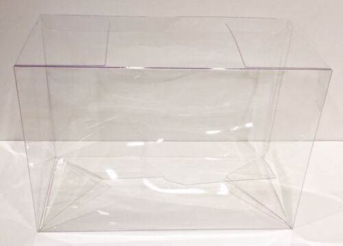 FUNKO POP 3 Packs  Read 1 Box Protector For Many Not All Clear Display Case
