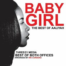 AALIYAH – BABY GIRL THE BEST OF AALIYAH DISC 1&2 MIXTAPE (BOXSET)