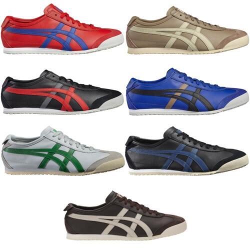 66 Sportschuhe Asics Sneaker Turnschuhe Freizeit Tiger Onitsuka Schuhe Mexico qUYn6t4Y