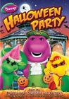 Barney Halloween Party 0884487104181 DVD Region 1 P H