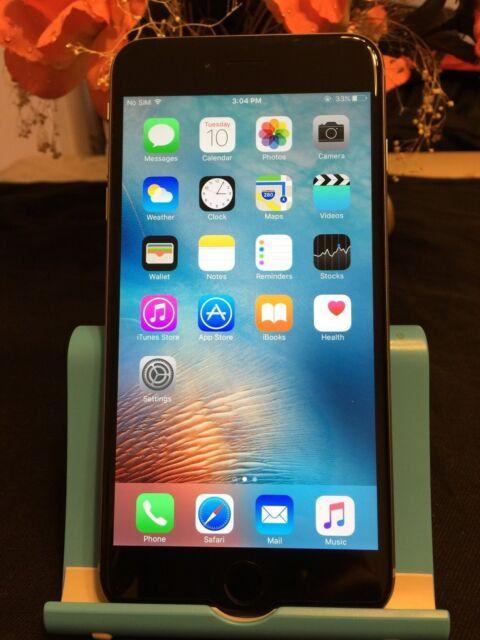 Apple iPhone 6 Plus - Space Gray (16 GB)+  (Unlocked) + ON SALE !!!