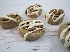 CinnaMutt Swirls Gourmet Dog Treats Homemade Bakery Biscuits Cinnamon Bun Cookie