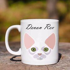 Tazza DEVON REX GATTO CAT MUG