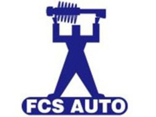 Suspension Strut and Coil Spring Assembly Front Left FCS 1335532L