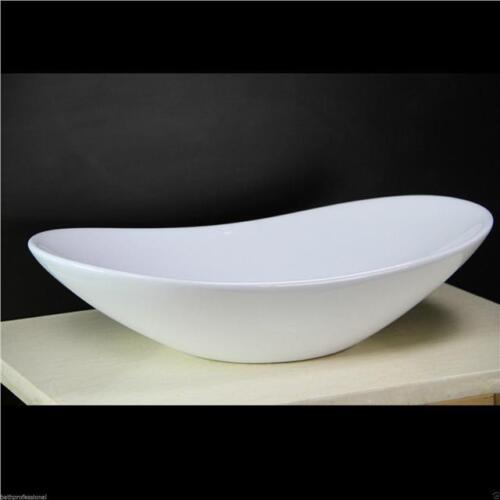 Bathroom Basin Sink Vanity Countertop Cloakroom Corner Design Bowl Ceramic NK77