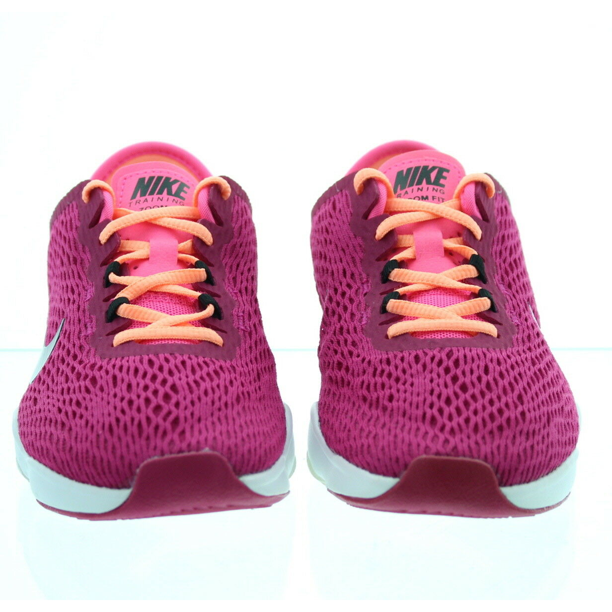 reputable site 46670 e43cf ... Nike 704658 Womens Zoom Fit Cross Cross Cross Trainer Training Low Top  Sneakers Shoes 2b8354 ...